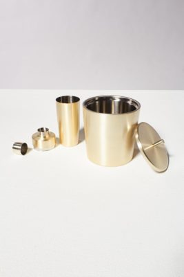 Alternate view 3 of Champagne Gold Shaker and Ice Bucket Duo