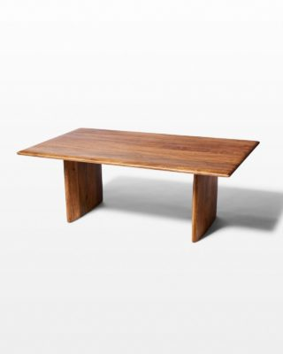 Front view of Kadoka Coffee Table