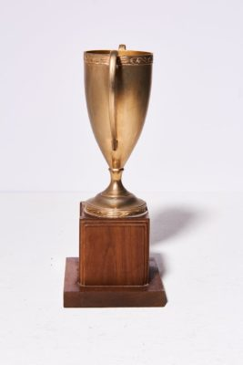 Alternate view 2 of International Trophy Cup