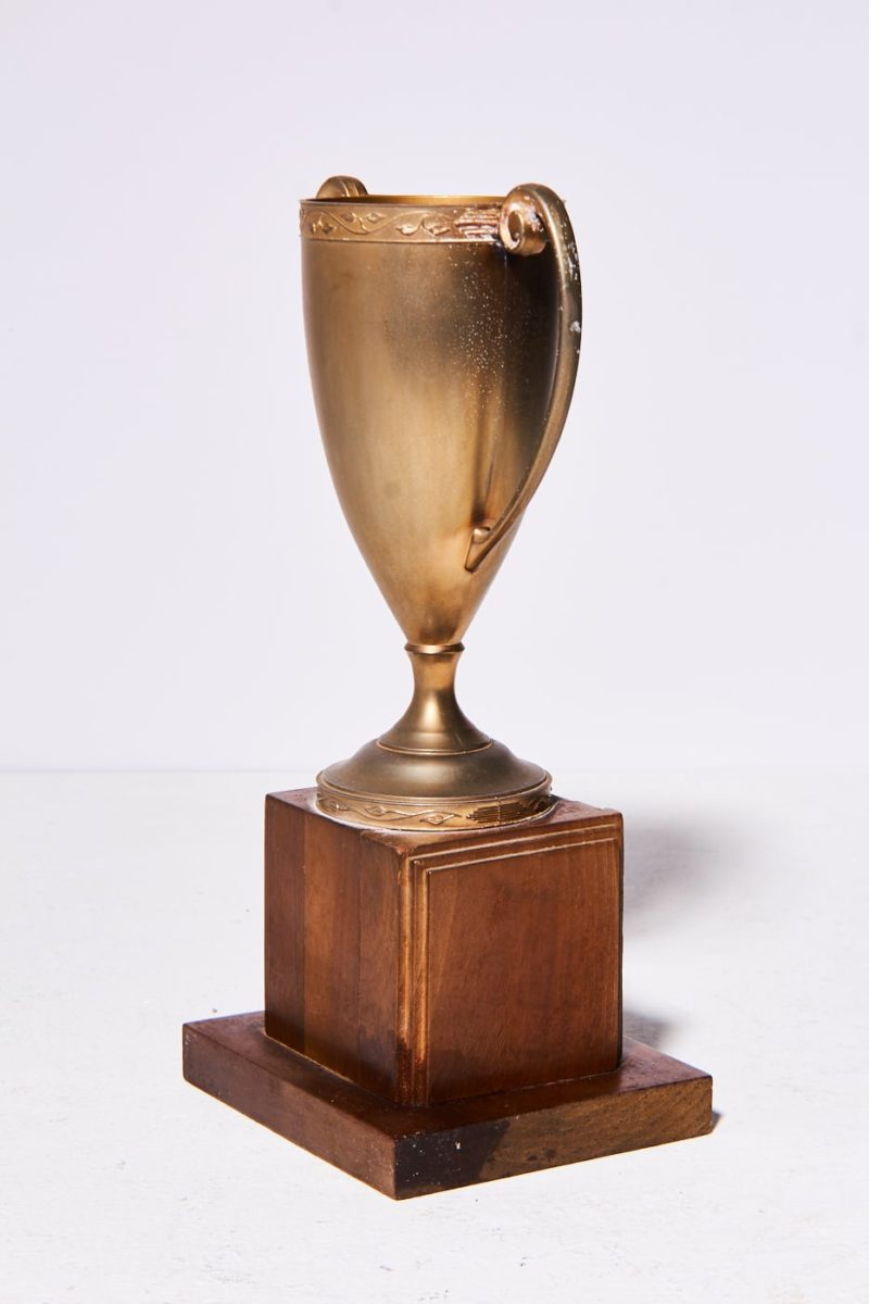 Alternate view 3 of International Trophy Cup
