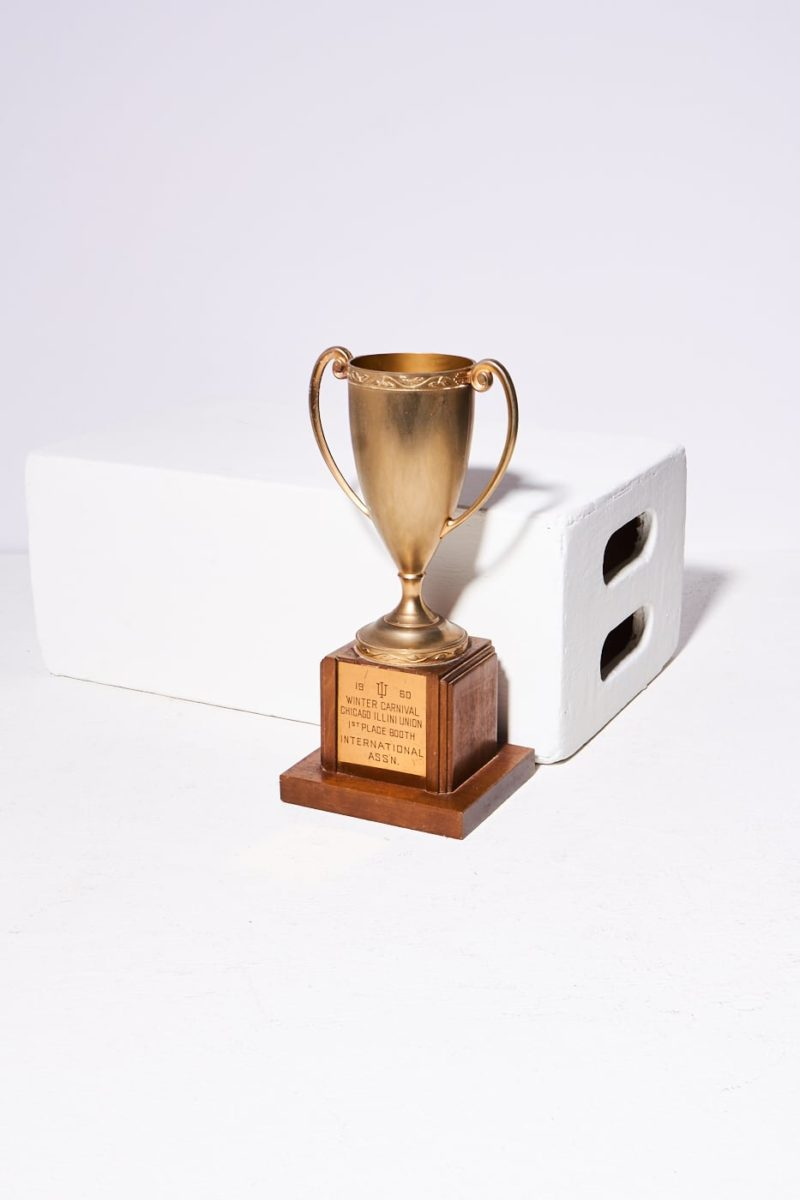 Alternate view 4 of International Trophy Cup