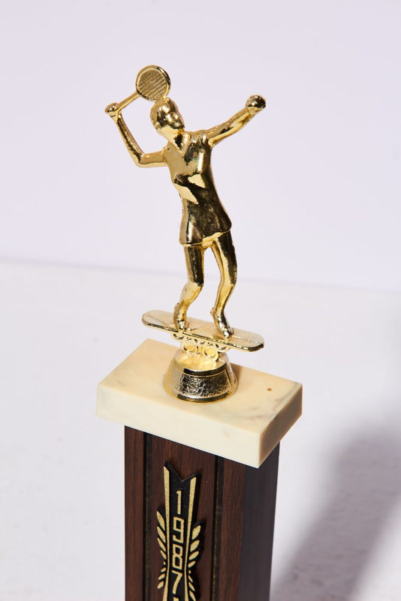 Alternate view 1 of Kimbo Tennis Trophy