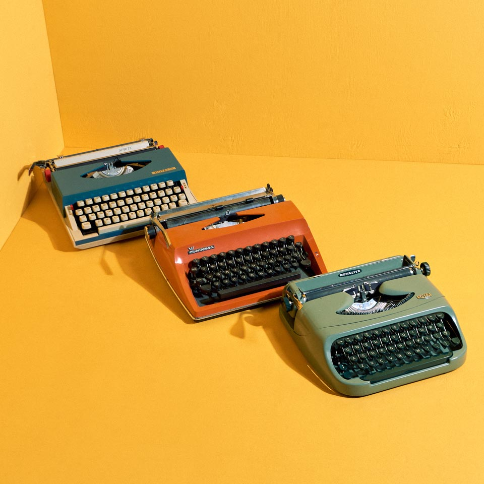 Category: Typewriters