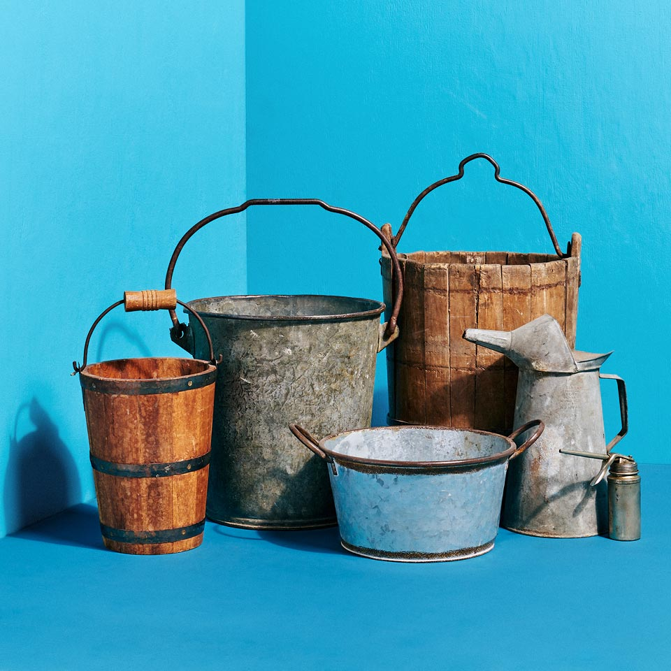 Category: Buckets, Cans and Pails