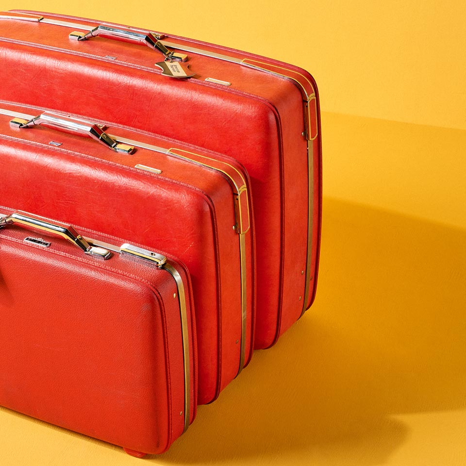 Category: Suitcases and Luggage