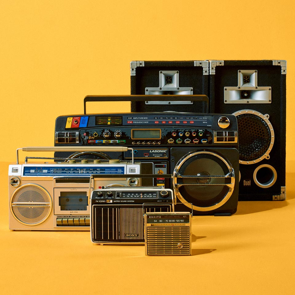 Category: Boomboxes, Speakers, and Audio Electronics