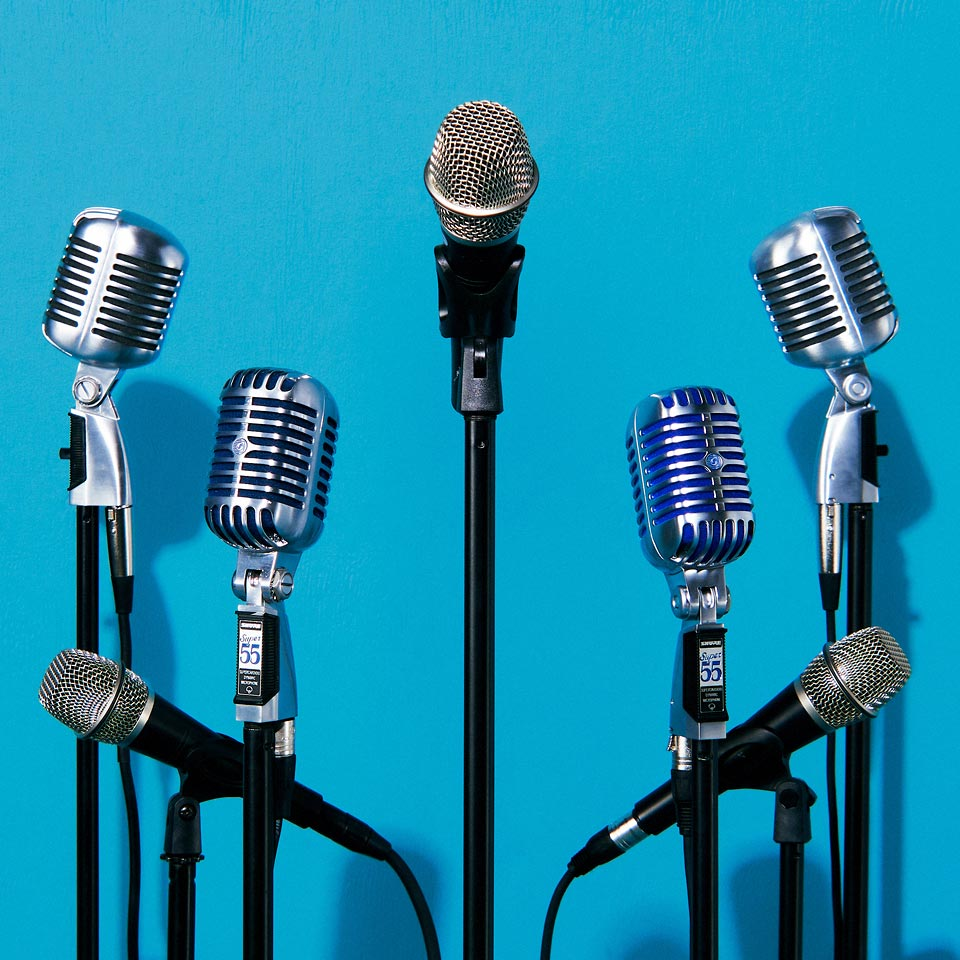 Category: Microphones and Stands
