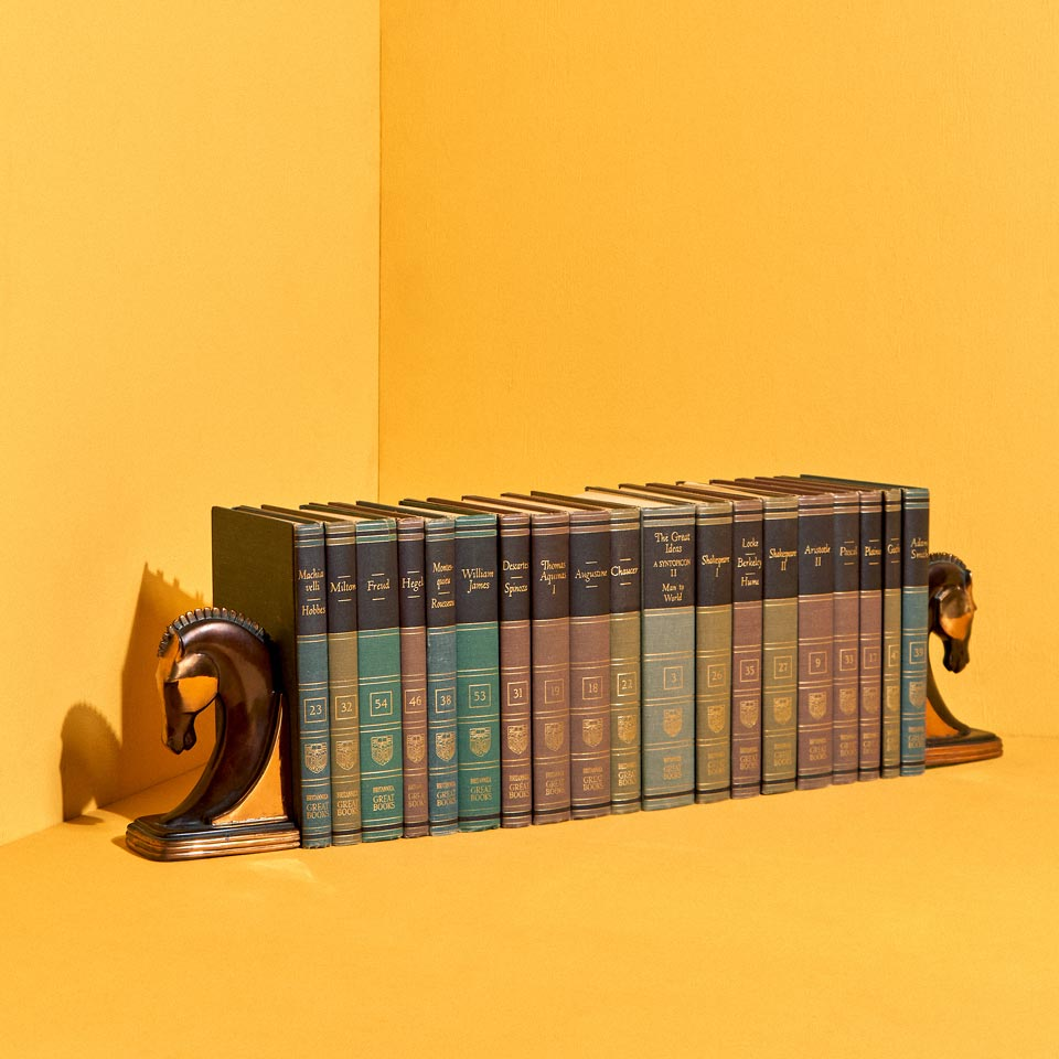 Category: Books and Book Ends