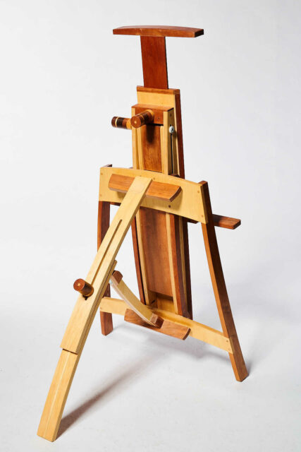 Alternate view 4 of Craftsman Adjustable Easel or Display Stand