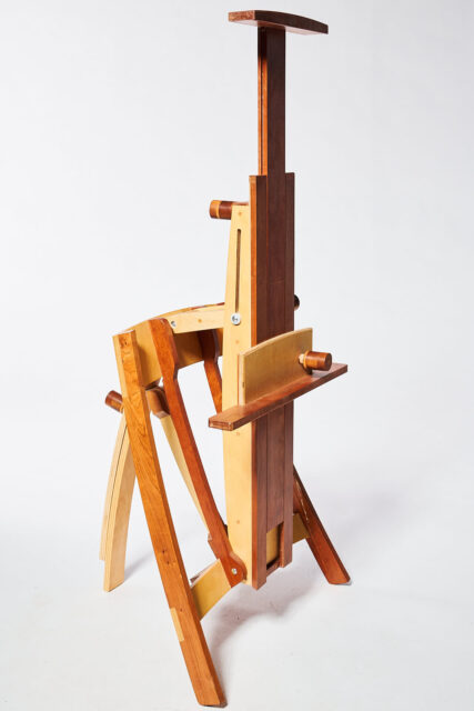 Alternate view 5 of Craftsman Adjustable Easel or Display Stand