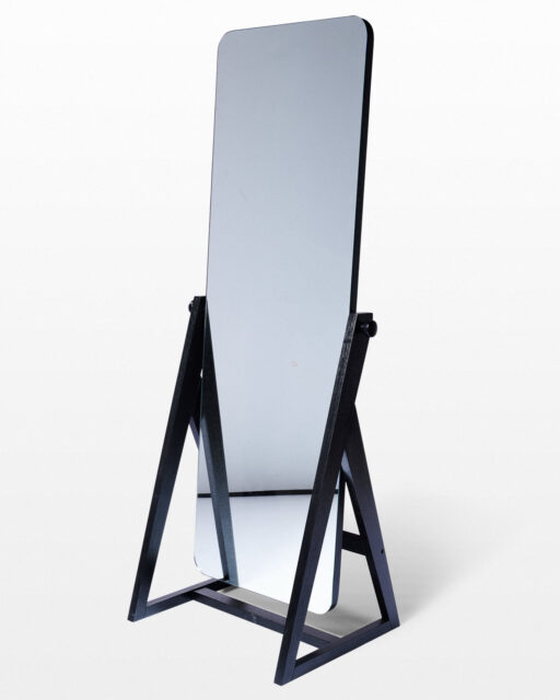 Front view of Fauver Standing Mirror