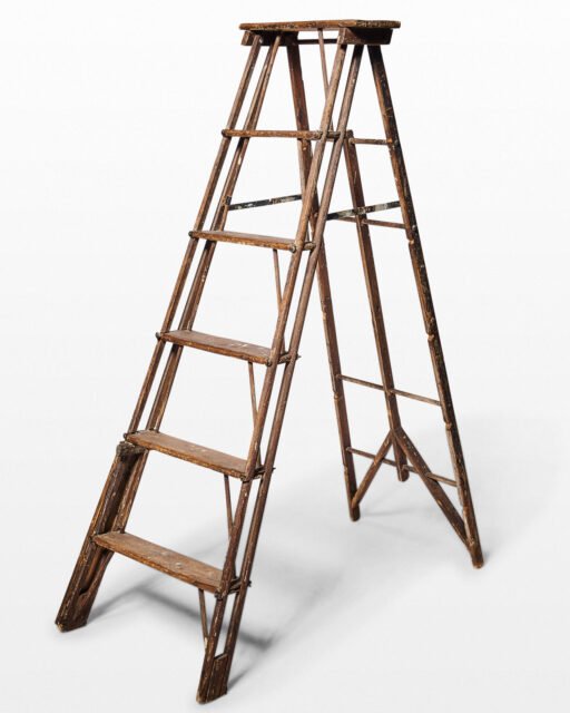 Front view of 6 Foot A Frame Ladder