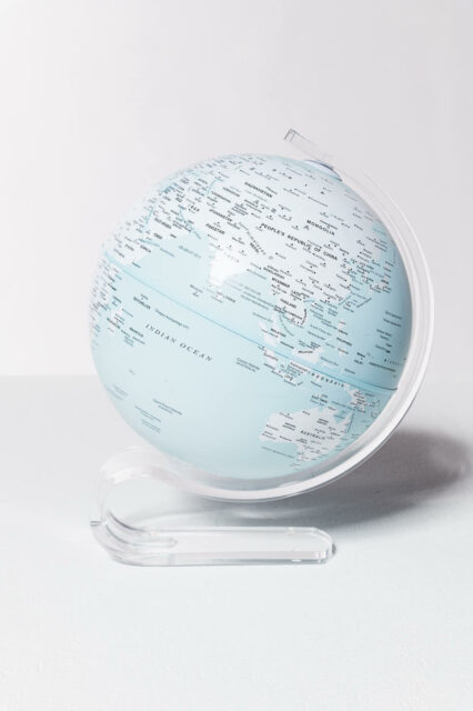 Alternate view 2 of Portico Acrylic Base Globe