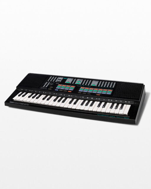 Front view of Smith Yamaha Keyboard Synth