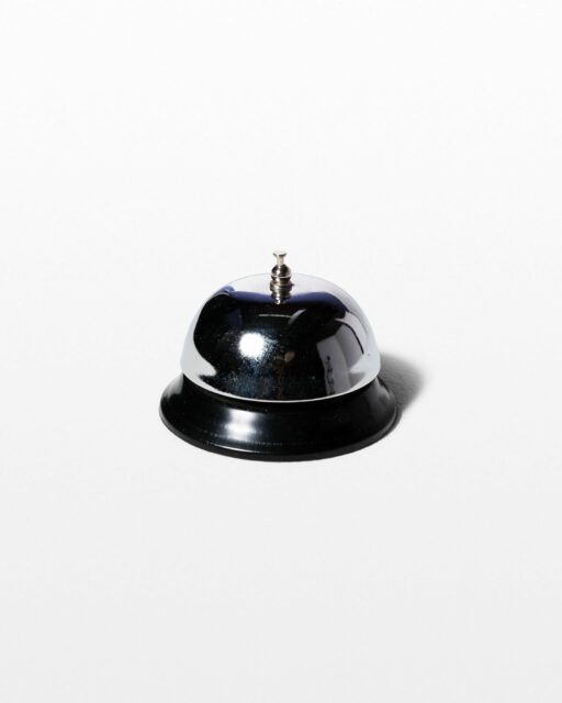 Front view of Ritz Tabletop Reception Bell
