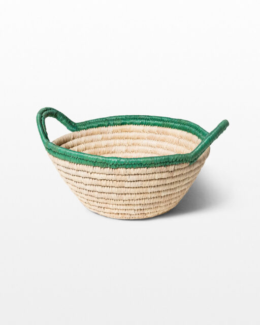 Front view of Frumpa Basket