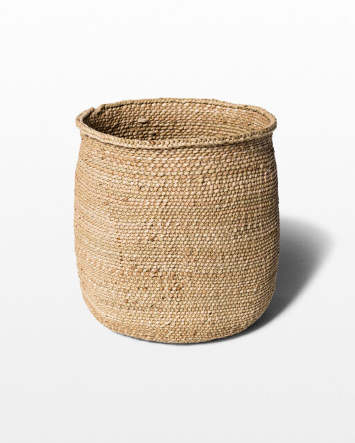 Front view of Marl Woven Basket