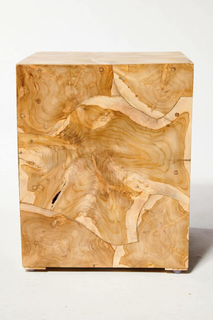 Alternate view 3 of Arapo Teak Root Side Table