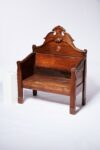 Alternate view thumbnail 1 of Cameron Antique Wooden Bench