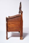 Alternate view thumbnail 3 of Cameron Antique Wooden Bench