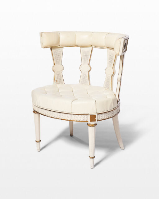 Front view of Valentino Chair