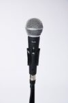 Alternate view thumbnail 2 of Evans Microphone with Stand