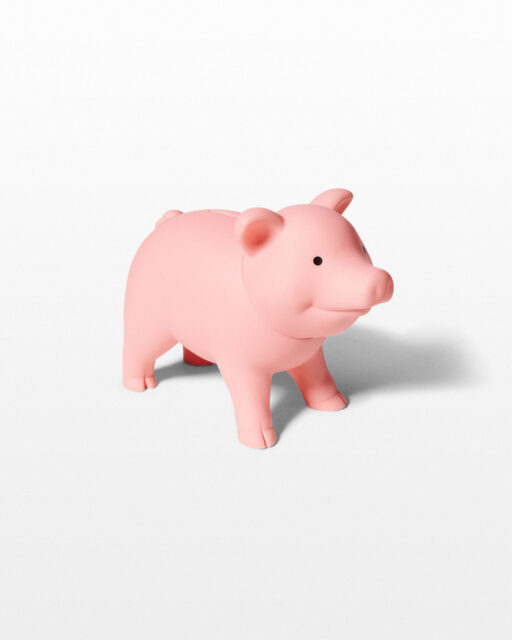 Front view of Penny Pig Toy Bank