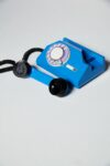 Alternate view thumbnail 5 of Breeze Blue Rotary Phone