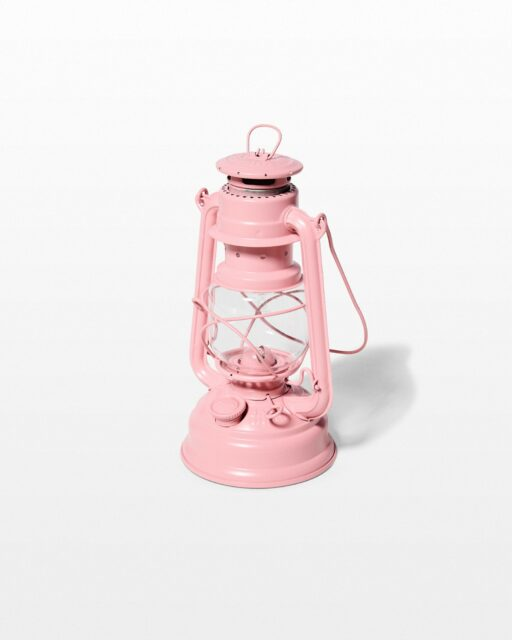 Front view of Allegro Pink Lantern