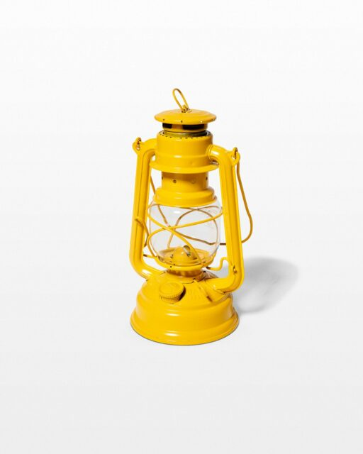 Front view of Breeze Yellow Lantern