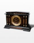 Front view thumbnail of Colonnade Windup Mantle Clock