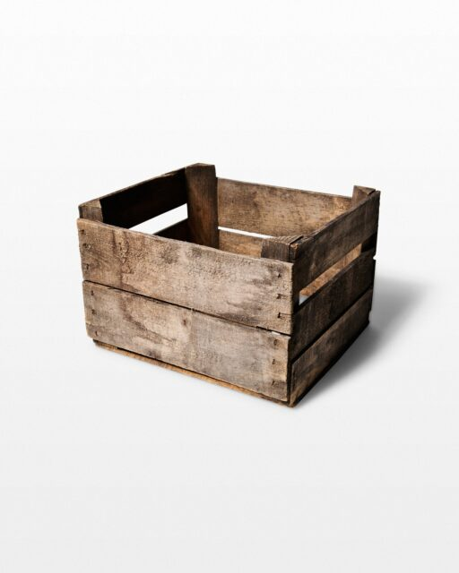 Front view of Viceroy Crate