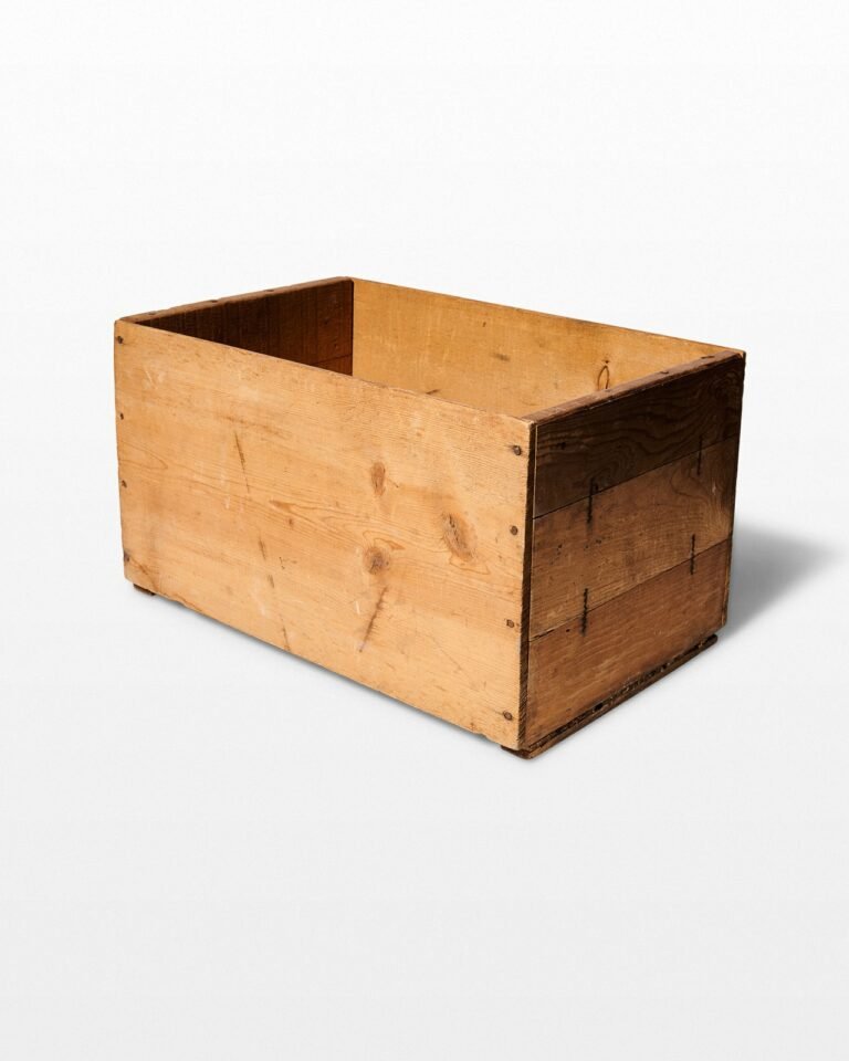 Front view of Baton Crate