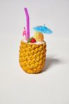 Alternate view thumbnail 2 of Faux Pineapple Rum Punch