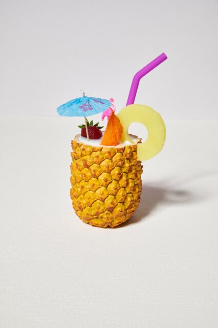 Alternate view 1 of Faux Pineapple Rum Punch