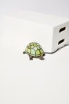 Alternate view thumbnail 4 of Stained Glass Turtle Accent Lamp