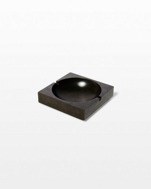 Front view of Orb Ashtray
