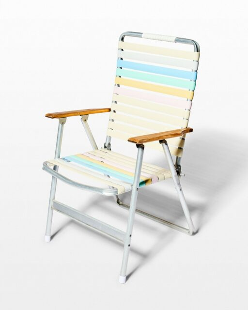 Front view of Prism Beach Chair