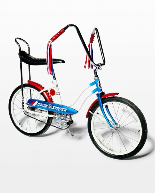 Front view of Stars and Stripes Kids Bicycle