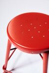 Alternate view thumbnail 2 of Spade Red Stool