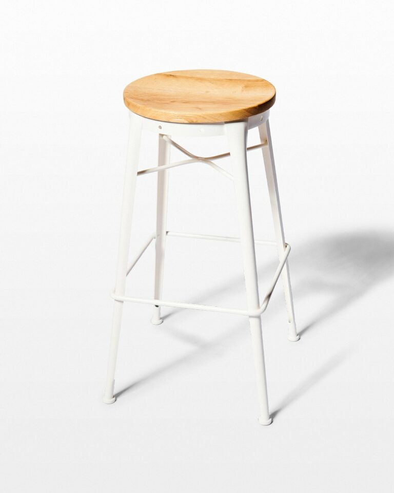 "Front view of Gabby 30"" Stool"