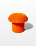 Front view thumbnail of Valley Orange Mushroom Stool
