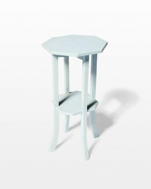 Front view of Ryder Pedestal Table
