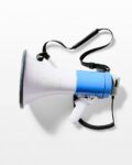 Front view thumbnail of Rally Megaphone
