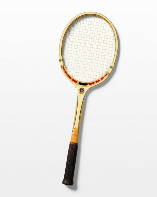 Front view of Davis Racket