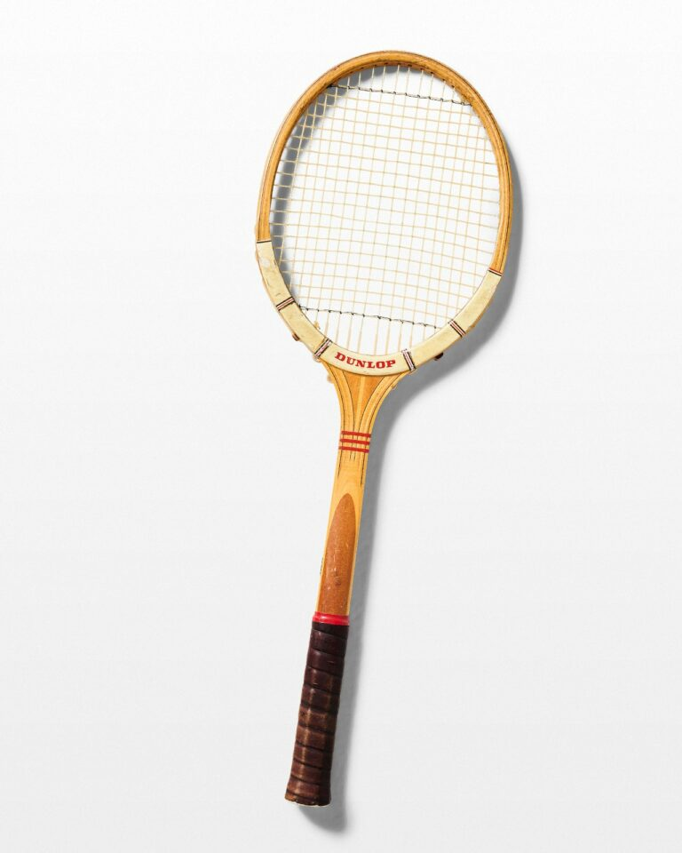 Front view of Loop Racket