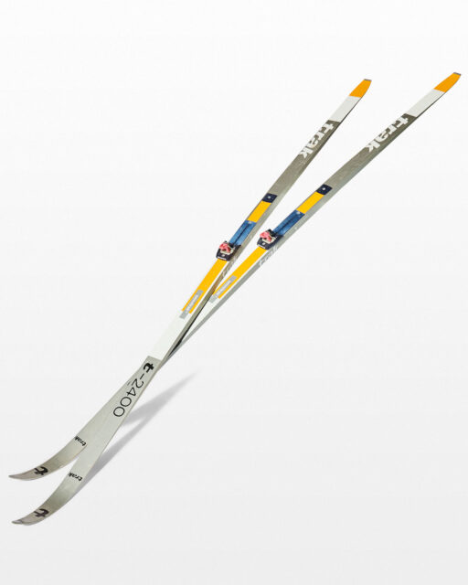 Front view of Cascade Skis