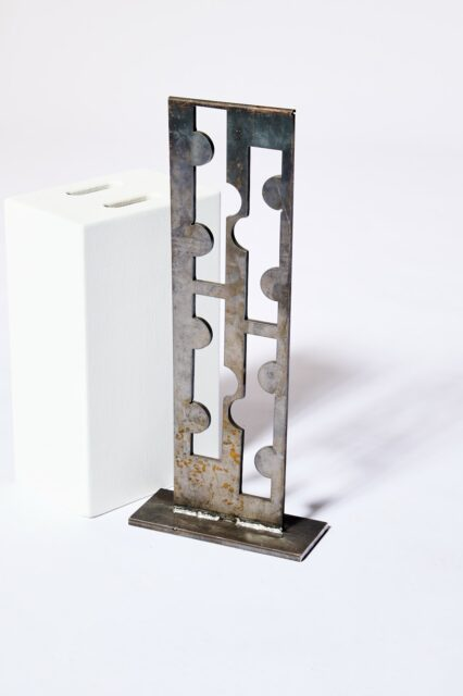 Alternate view 2 of Rumba Metal Sculpture