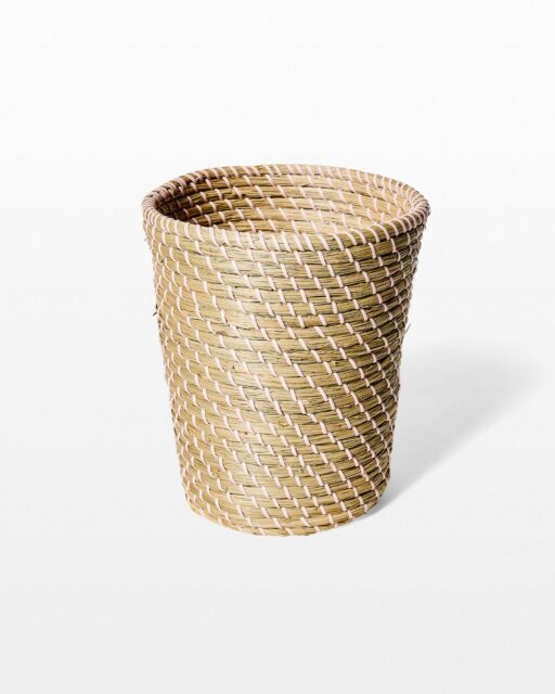"Front view of Salt 11"" Basket"