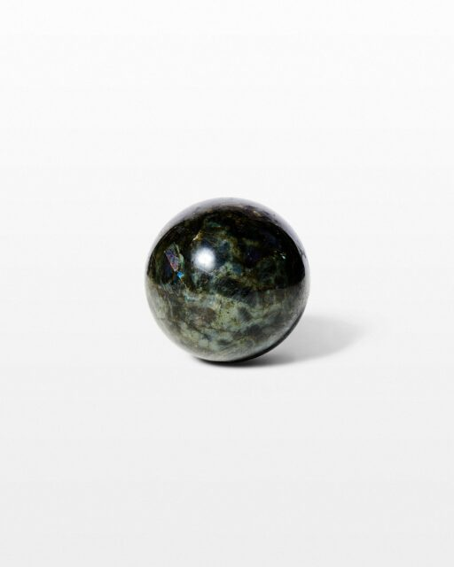 Front view of Kino Marble Sphere